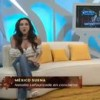 Sandra Corcuera Nipple Slip On Live TV