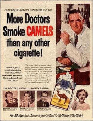 camel, cigarette, ad
