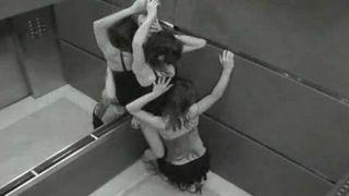 Sexy Las Vegas Elevator Compilation
