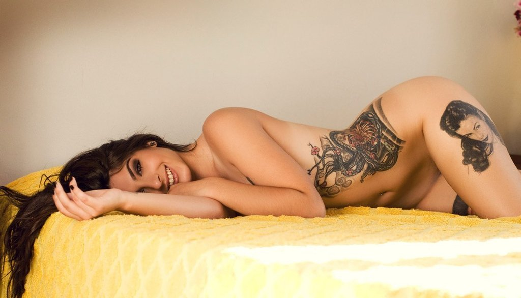 The sexiest tattoos