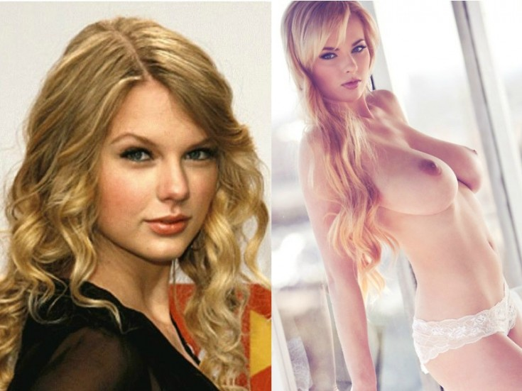 Suggest Taylor swift pornstar look alike not