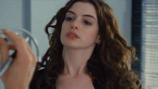 Anne Hathaway Showing A Doctor Her Boob