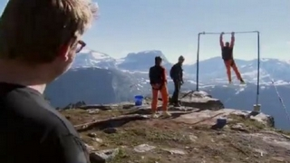 Base Jumping Stunt Goes Wrong