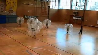 Bubble Soccer Is Coolest Sport Ever Evented