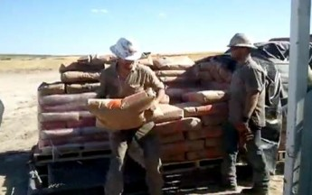 Cement Prank On Rookie Construction Worker