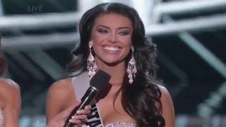 Miss Utah Fumbles Pageant Answer