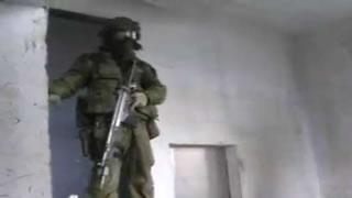How Not To Toss A Flashbang Grenade