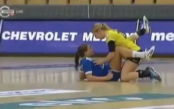 Woman's Handball Just Had The Greatest Penalty Ever