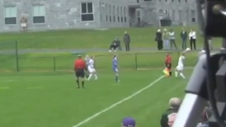 Girl's Soccer Double Headshot