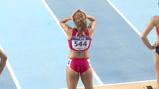 Insanely Hot Sprinter Ivet Lalova