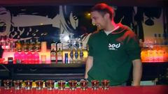 Forty Jager Shots In 5 Minutes