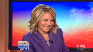 News Anchors Crack Up Over Long Stabby Thing