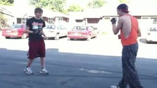 When Play Fighting Goes Wrong