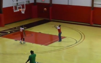 High School Nerd Hits 4 Shots To Win 10k Scholarship