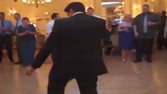 The Greatest Wedding Dance You'll See Today
