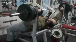 Funny Bench Press